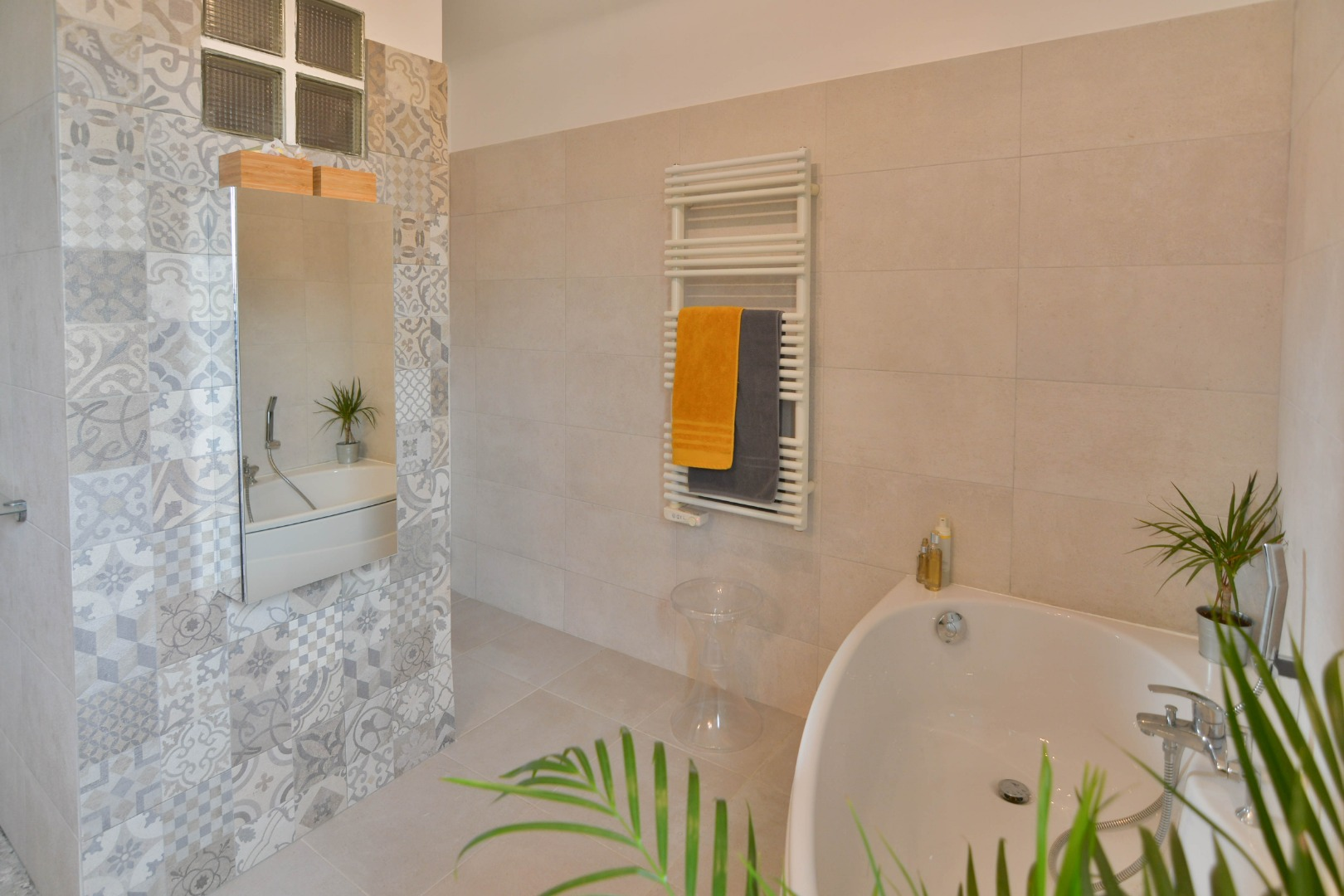 Salle De Bain Montpellier rénovation de salle de bain à mauguio